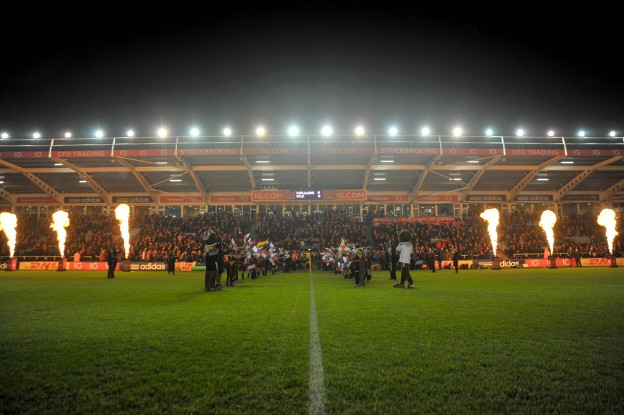Harlequins v Sale Sharks 211114
