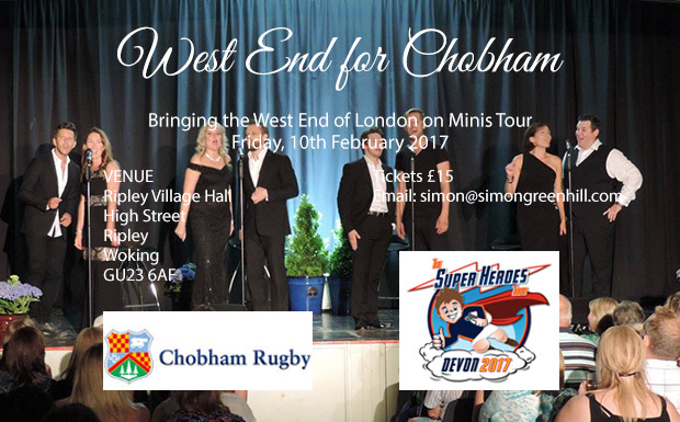 WEST END FOR chobham