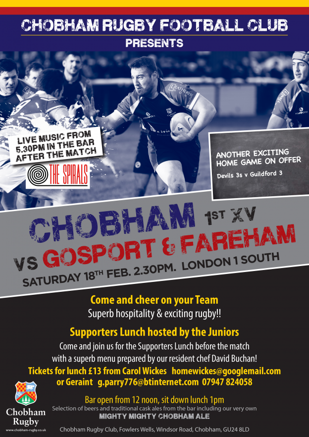 Gosport and Fareham