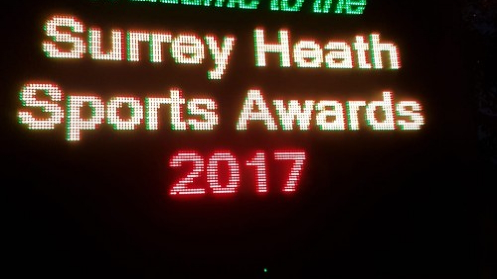 surrey heath awards
