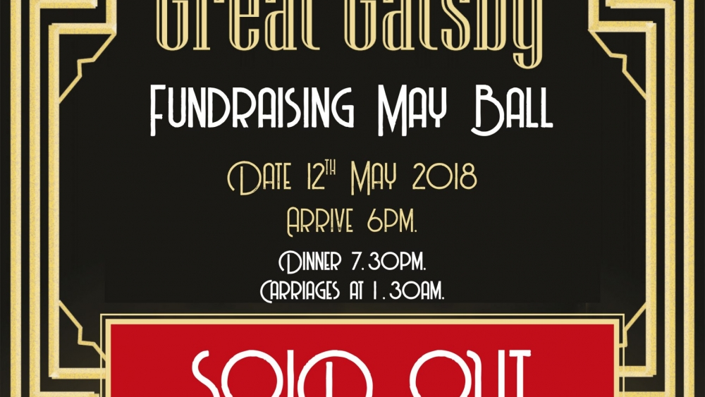 The Great Gatsby Ball 2018