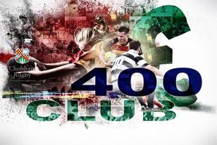 """CHOBHAM RUGBY'S FUN FUNDRAISER TAKES ON A NEW LOOK – WELCOME TO THE """"400"""" CLUB"""